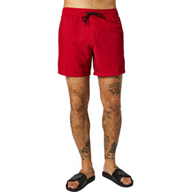 "Fox Decrypted 16"" Boardshorts FHE Men, chili"